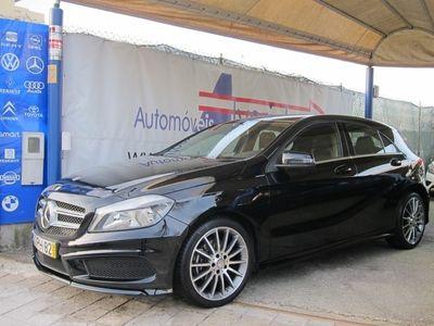 gebraucht Mercedes A160 CDi AMG