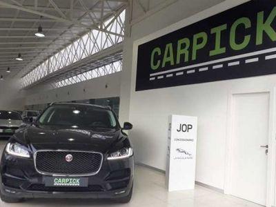 usado Jaguar F-Pace 2.0 i4D Prestige Aut.