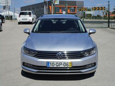 usado VW Passat Variant 1.6 TDI ConfortLine BM,120cv