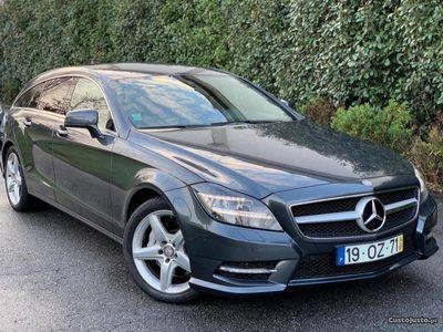 usado Mercedes CLS350 AMG Unico dono