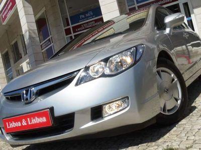 usado Honda Civic 1.3 DSI i-Vtec Hybrid Elegance (115cv)