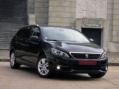 usado Peugeot 308 SW 1.6 B-Hdi Style (100 cv)