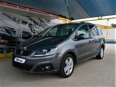 brugt Seat Alhambra 2.0 TDi Style
