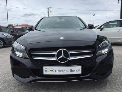 usado Mercedes C180 ClasseBlueTEC (115cv) (5p)
