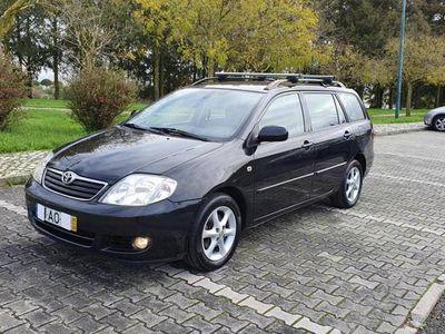 usado Toyota Corolla SW 1.4 D4D 90CV