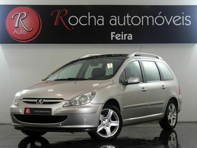 usado Peugeot 307 SW 1.6HDi 7L F.EXTRA