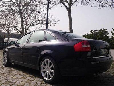 usado Audi A6 1.9 130CV Nacional - 02