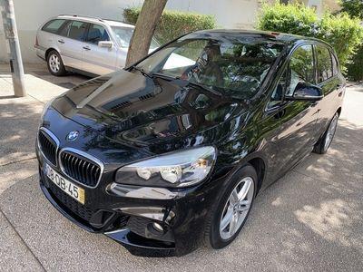 usado BMW 218 Série 2 - D Act. Tourer Pack M 150cv