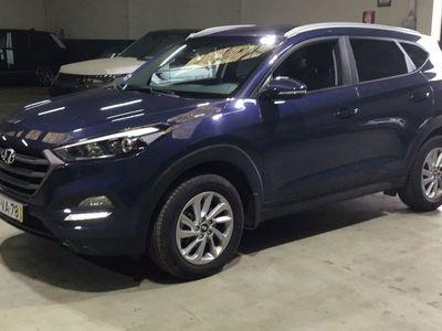 usado Hyundai Tucson TUCSON1.7 CRDi EXECUTIVMY17