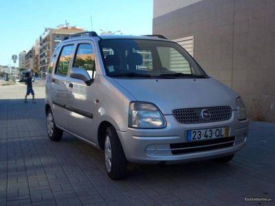 usado Opel Agila 1.0i, 101.000 Km