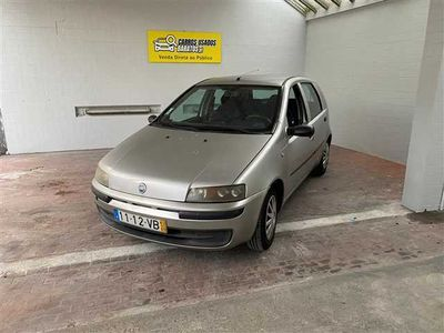 usado Fiat Punto 1.2 16V ELX