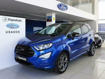 usado Ford Ecosport 1.0 St-Line Plus 125cv