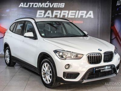 usado BMW X1 18 d sDrive Advantage (150cv) (5p)