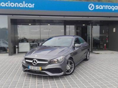 usado Mercedes CLA180 - Usadod AMG Line
