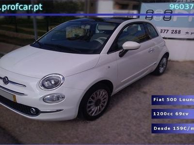 usado Fiat 500 1.2 69cv Lounge