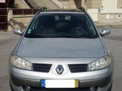 usado Renault Mégane Break 1.5 dci 105cv - 05