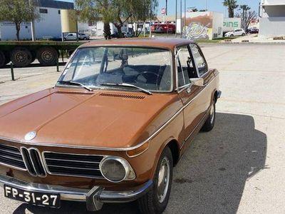 usado BMW 2002 castanho 1973