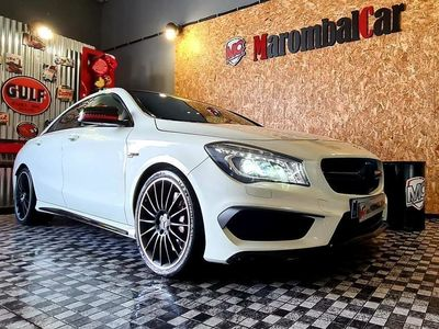 usado Mercedes CLA45 AMG ---