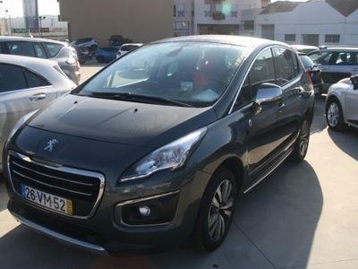usado Peugeot 3008 1.6 BlueHdi ALLURE Cx/Aut Edição Limitada