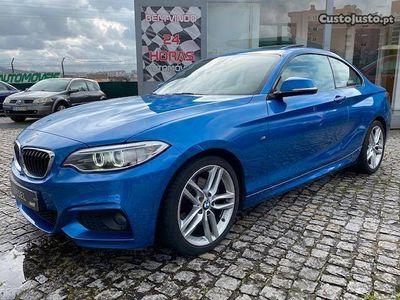 usado BMW 220 dA Pack M
