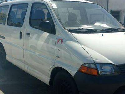 usado Toyota HiAce XL