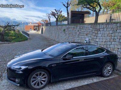 usado Tesla Model S Model SP100D