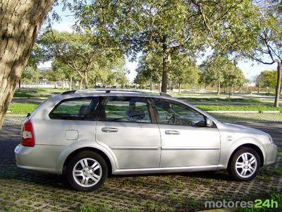 usado Chevrolet Nubira Wagon 1.6 CDX