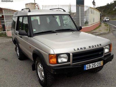 usado Land Rover Discovery TD5