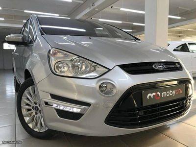 gebraucht Ford S-MAX 1.6 TDCI Advantage