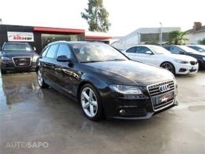 usado Audi A4 2.0 TDI S-Line 170 cv