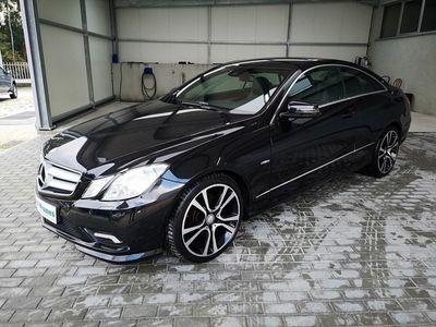 usado Mercedes E350 CDI Coupe