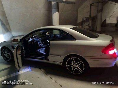 usado Mercedes CLK320 coupe