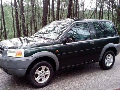 brugt Land Rover Freelander 2.0 Cabrio