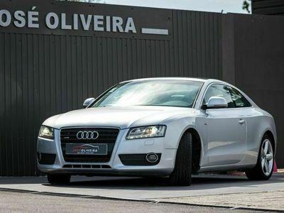 usado Audi A5 3.0 TDi V6 quattro S-line