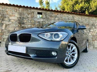 usado BMW 118 dA Line Sport