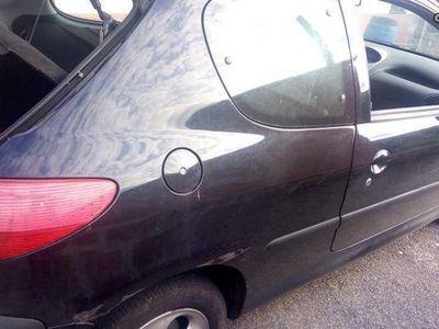 usado Peugeot 206 2.0 hdi 90cv