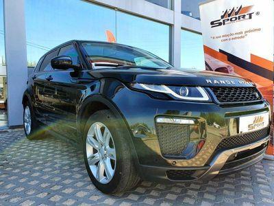 usado Land Rover Range Rover evoque HSE TD4 4X4