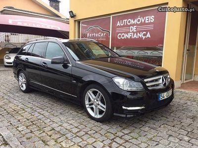 usado Mercedes C250 CDI AVANTGARDE AMG