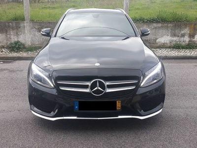 usado Mercedes C200 AMG 136 Cv