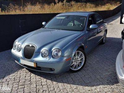 usado Jaguar S-Type 2.7d V6