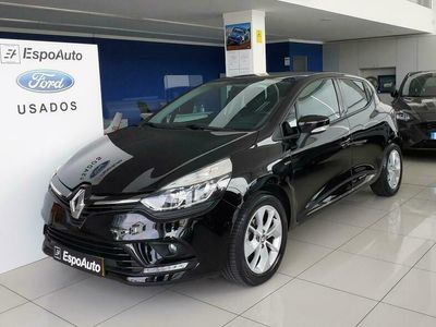 usado Renault Clio 1.5 DCI 90CV Limited
