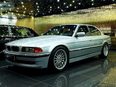 usado BMW 740 i 4.4 V8 GPL Nacional