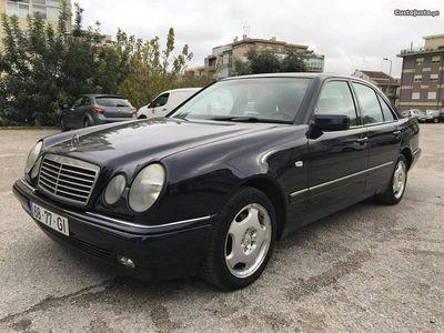 usado Mercedes E230 2.3