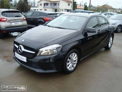 brugt Mercedes A180 CDI STYLE automatico