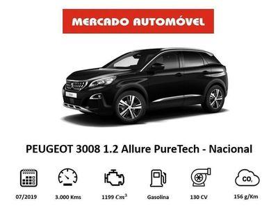 usado Peugeot 3008 1.2 Allure PureTech