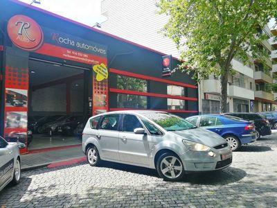 brugt Ford S-MAX Trend 1.8 TDci 7LUG Praticamente Nova