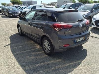 usado Hyundai i20 1.1 crdi go!