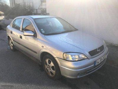 brugt Opel Astra 2.0 dti