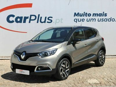 usado Renault Captur 1.5 dCi 90cv ECO2 Exclusive Cx. Aut. EDC 2016