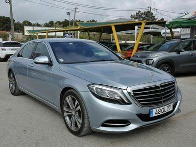 usado Mercedes S350 Cdi Cx Aut Bluetec